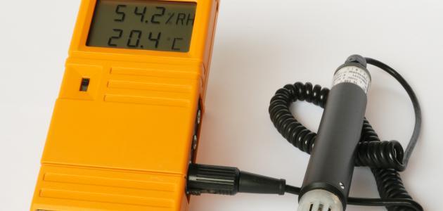 جهاز قياس الرطوبة