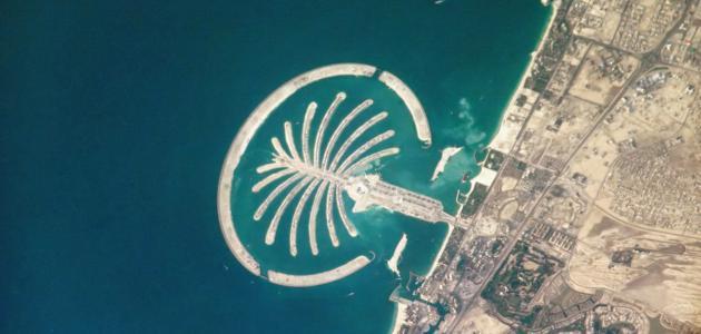 أحلى الأماكن في دبي