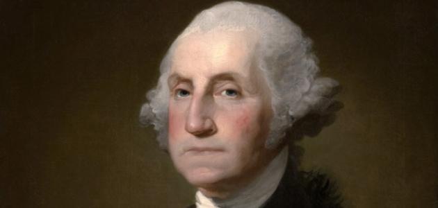 أول رئيس أمريكي