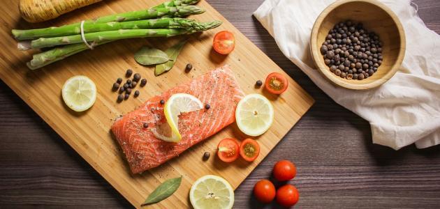 أطعمة تحتوي على دهون غير مشبعة