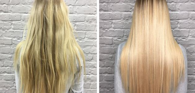 أفضل طريقة لعمل بروتين الشعر