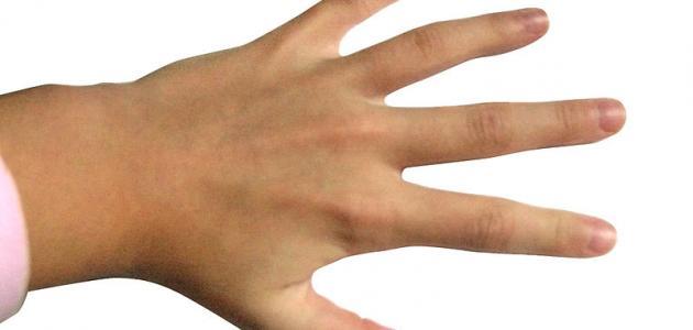 سبب التنميل في اليد اليسرى