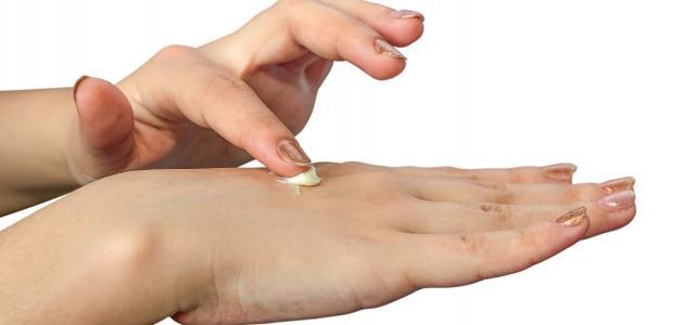 المحافظة على اليدين