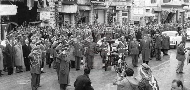 تاريخ تعريب الجيش
