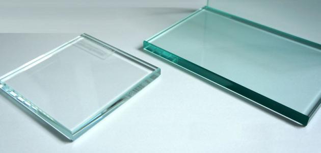 كيف يصنع الزجاج في المصانع