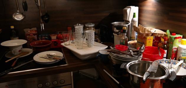 أفكار لتنظيم المطبخ