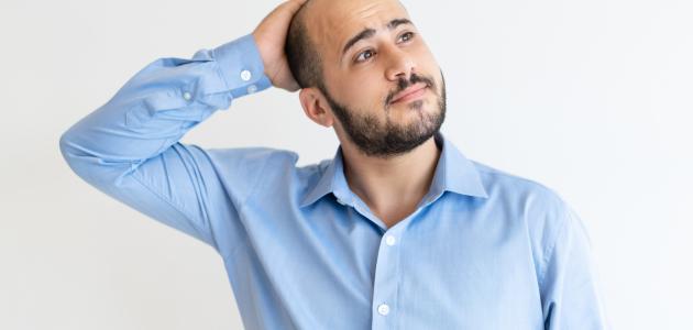 أفضل علاج لصلع الشعر