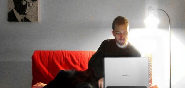 التخلص من إدمان الإنترنت