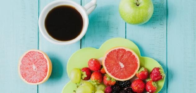 أطعمة تفيد الكبد