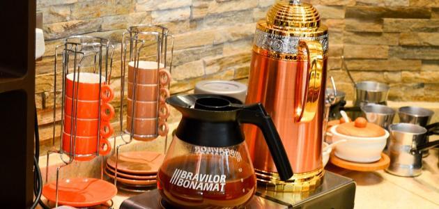 أفضل طريقة لعمل القهوة السعودية