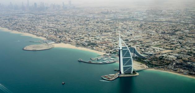 بحث عن تاريخ دولة الإمارات