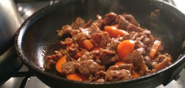 أفضل طريقة لعمل مقلقل لحم