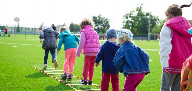 أفكار نشاط للأطفال