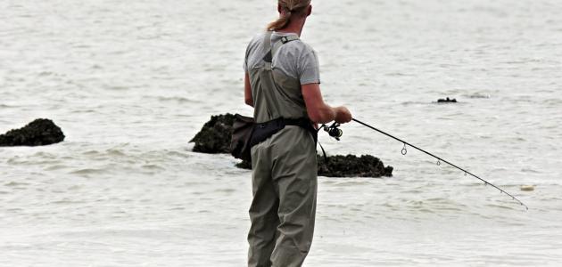 أسهل طرق صيد السمك