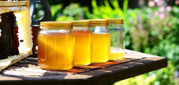 أهمية العسل للوجه