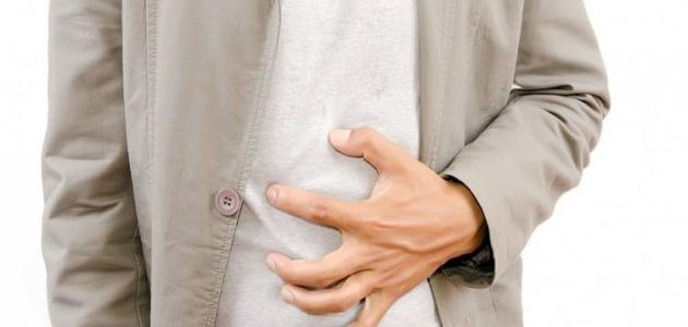 اعراض حموضة المعدة