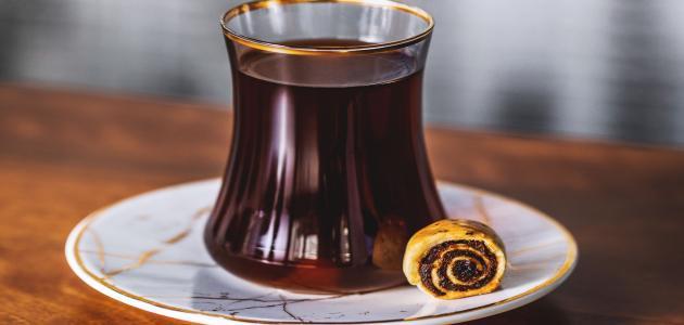 أفضل طريقة لعمل الشاي الأحمر