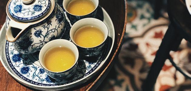 أفضل طريقة لعمل الشاي الأخضر