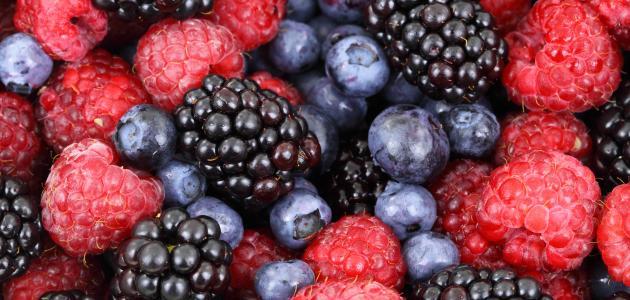 الفواكه التي تحتوي على الحديد