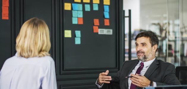 أهمية الإدارة