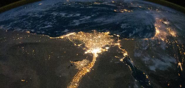 بحث عن دول حوض النيل