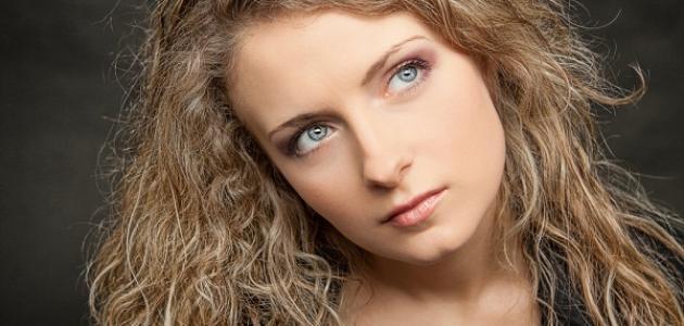 كيفية التخلص من تجاعيد الشعر