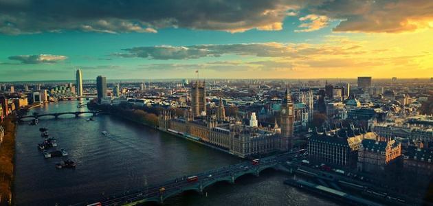 أشهر مدن لندن