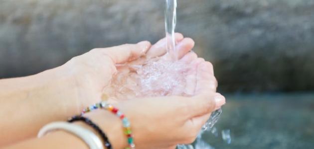 استعمالات الماء