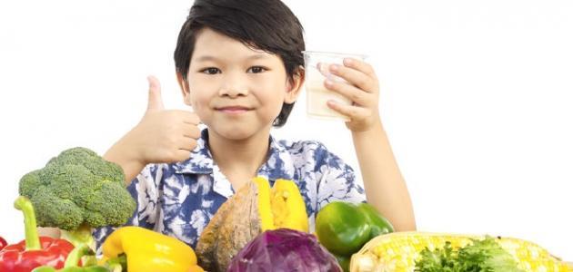 أطعمة تزيد ذكاء الأطفال