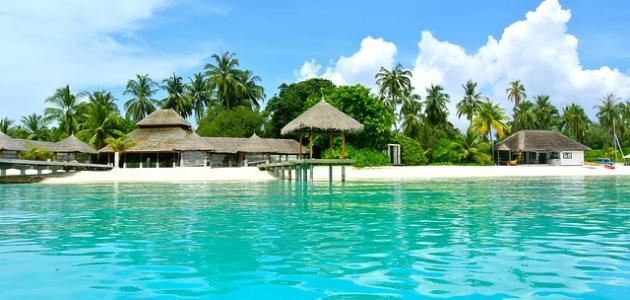 أفضل جزر المالديف
