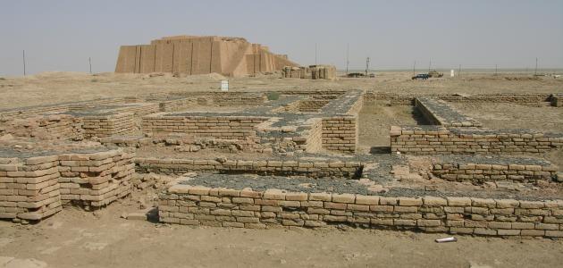 أشهر مدن الشرق القديم