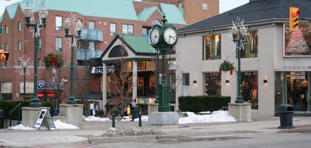 أفضل مدينة للعيش في كندا