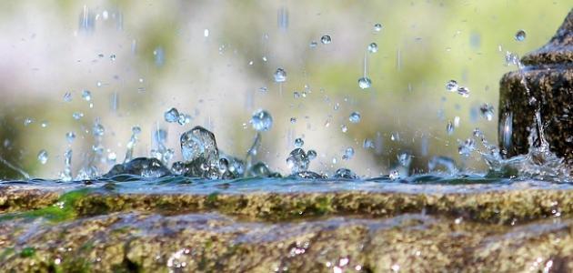أهمية الماء في الحياة وفوائده