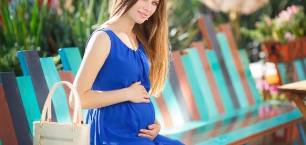 تغذية الحامل في الشهر السادس