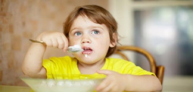 أطعمة تزيد من مناعة الطفل