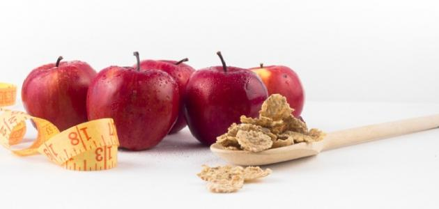 أطعمة تساعد على خسارة الوزن