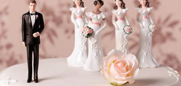 لماذا حلل الشرع الزواج بأربع زوجات