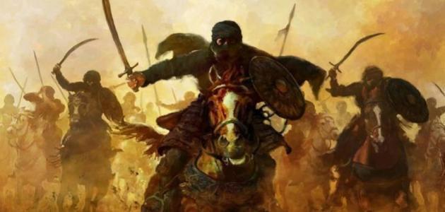شجاعة سعد بن ابي وقاص
