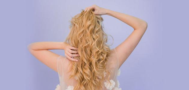 التخلص من تكهرب الشعر