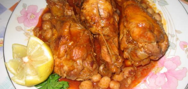 كيفية تحضير شطيطحة دجاج
