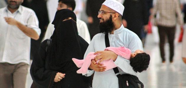 حق أم الزوج على الزوجة في الإسلام