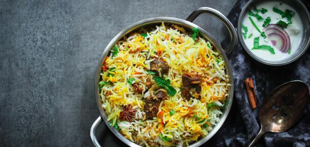 أسهل طريقة لعمل الأرز البسمتي