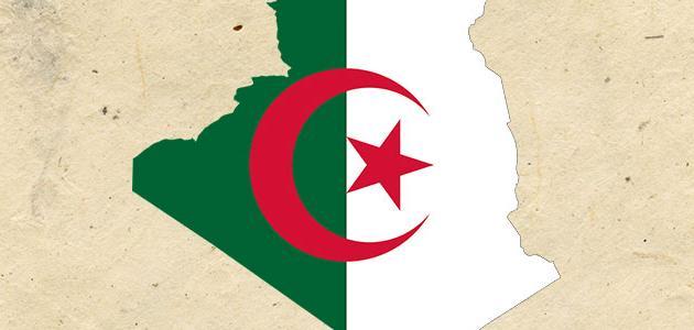 بحث عن خريطة الجزائر