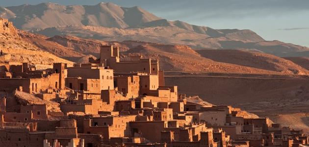 تضاريس المغرب