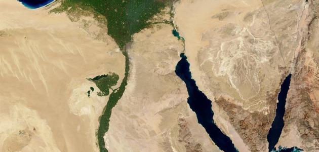 بحث عن خريطة مصر