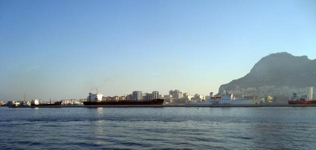 اسم مضيق جبل طارق قديماً