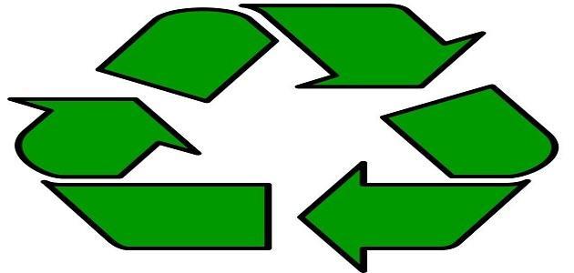 كيف يتم تدوير النفايات