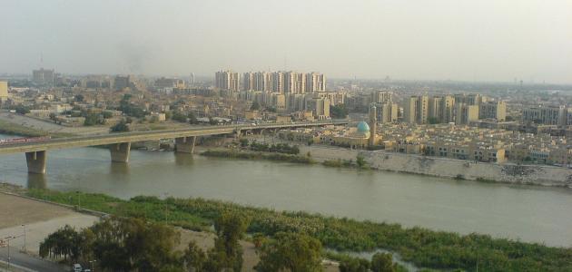 اسم بغداد قديماً