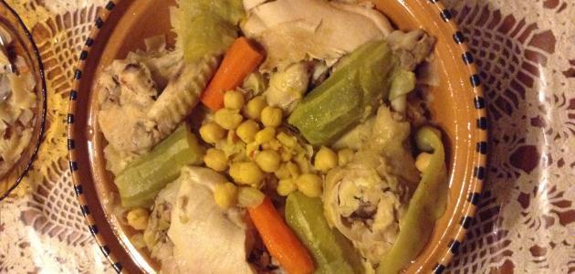 أطباق جزائرية تقليدية
