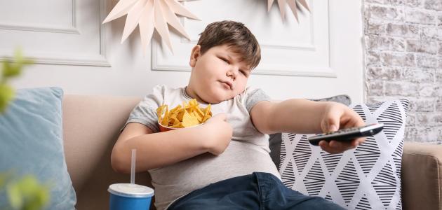 السمنة المفرطة عند الأطفال
